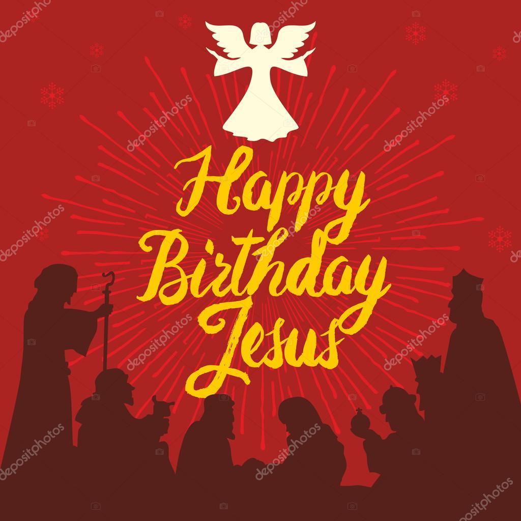 Geburtstag Jesus