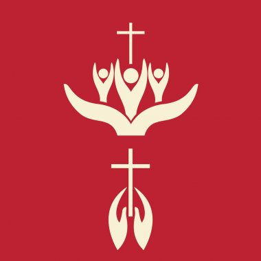 Hands and cross, Bible, membership, church members, fellowship, parishioners, icon, cross, hands, worship