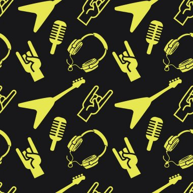 Rock and Roll pattern.