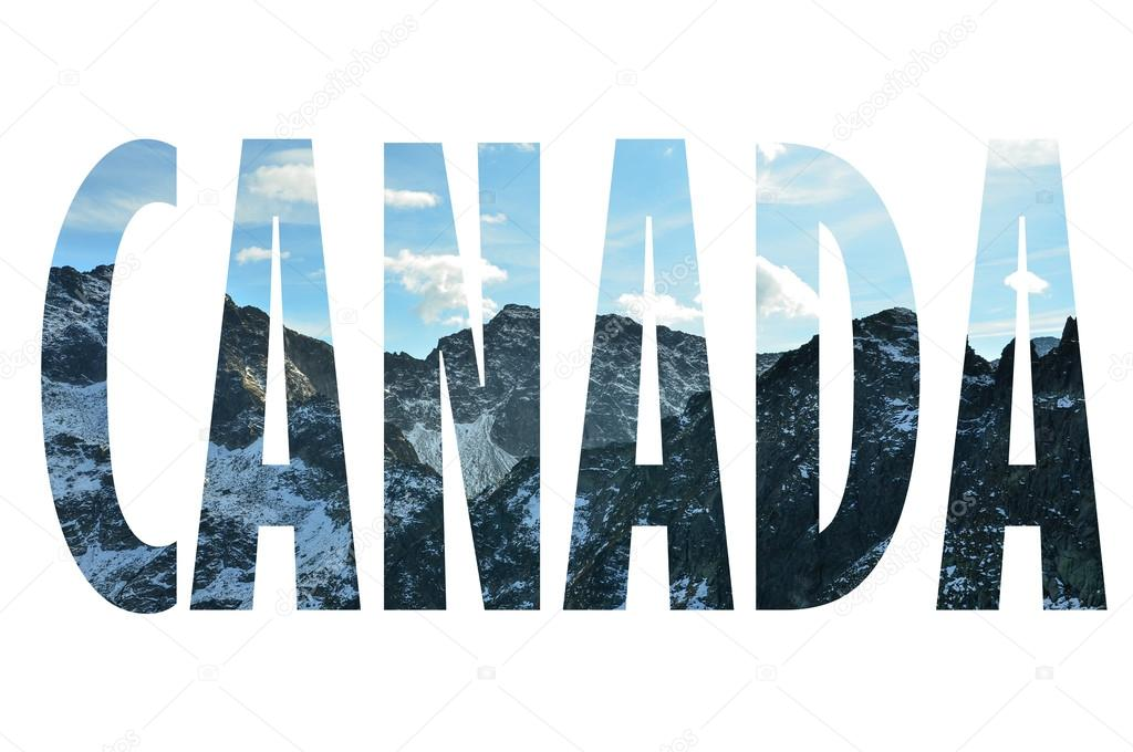 Pics  Word Canada  Letters