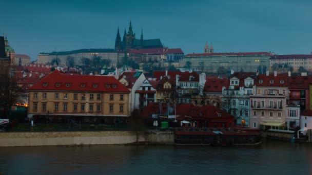 Waking up in Prague