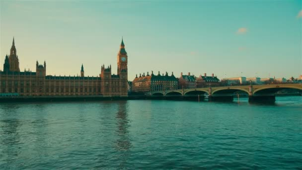 Big Ben, Westminster and Houses of Parliament by the Golden Hour
