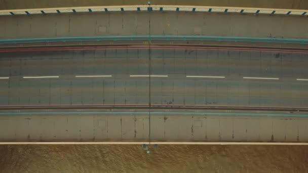 Felülnézet zár-megjelöl szemcsésedik-ból London Tower Bridge Lift megnyitása