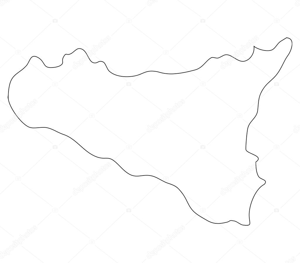 Stampa Cartina Sicilia.Foto Cartina Sicilia Immagini Cartina Sicilia Da Scaricare Foto Stock Depositphotos