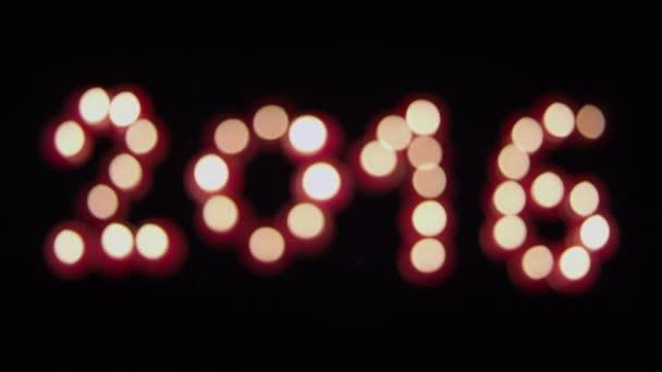 Glühen und Defokussieren 2016