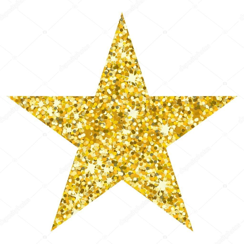 icono de estrella oro — Archivo Imágenes Vectoriales ... - photo #46
