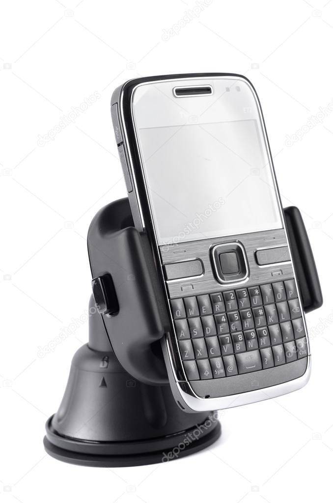 Varna, Bulgaria - April, 23, 2011: Cell phone model Nokia