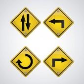 návrh dopravní značka