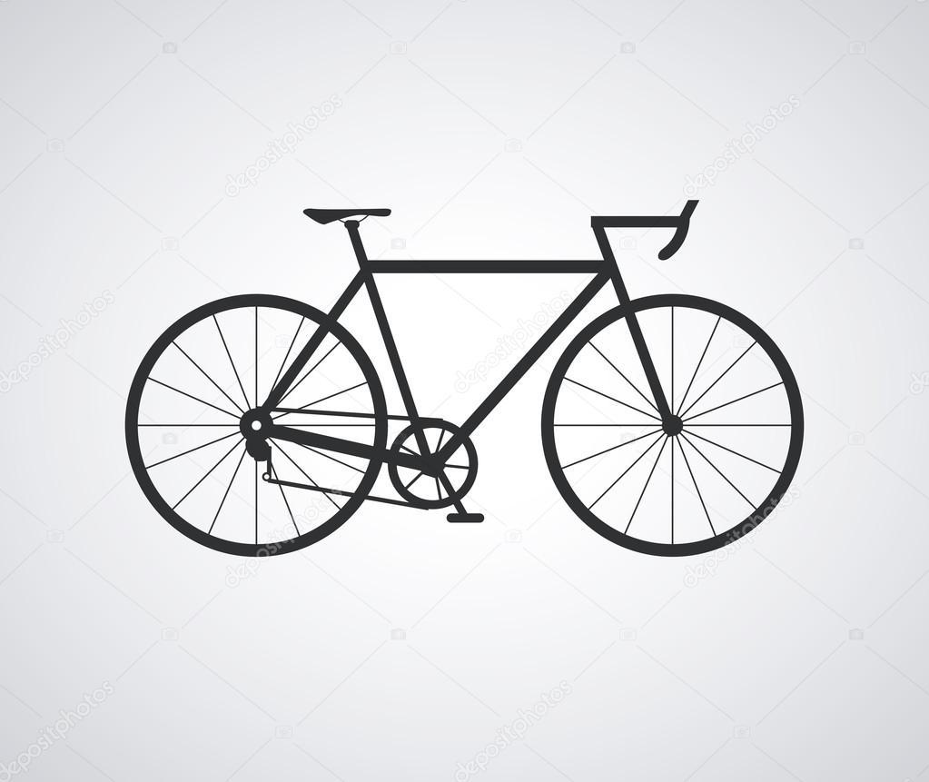 Corsa Del Disegno Bici Vettoriali Stock Jemastock 104881972