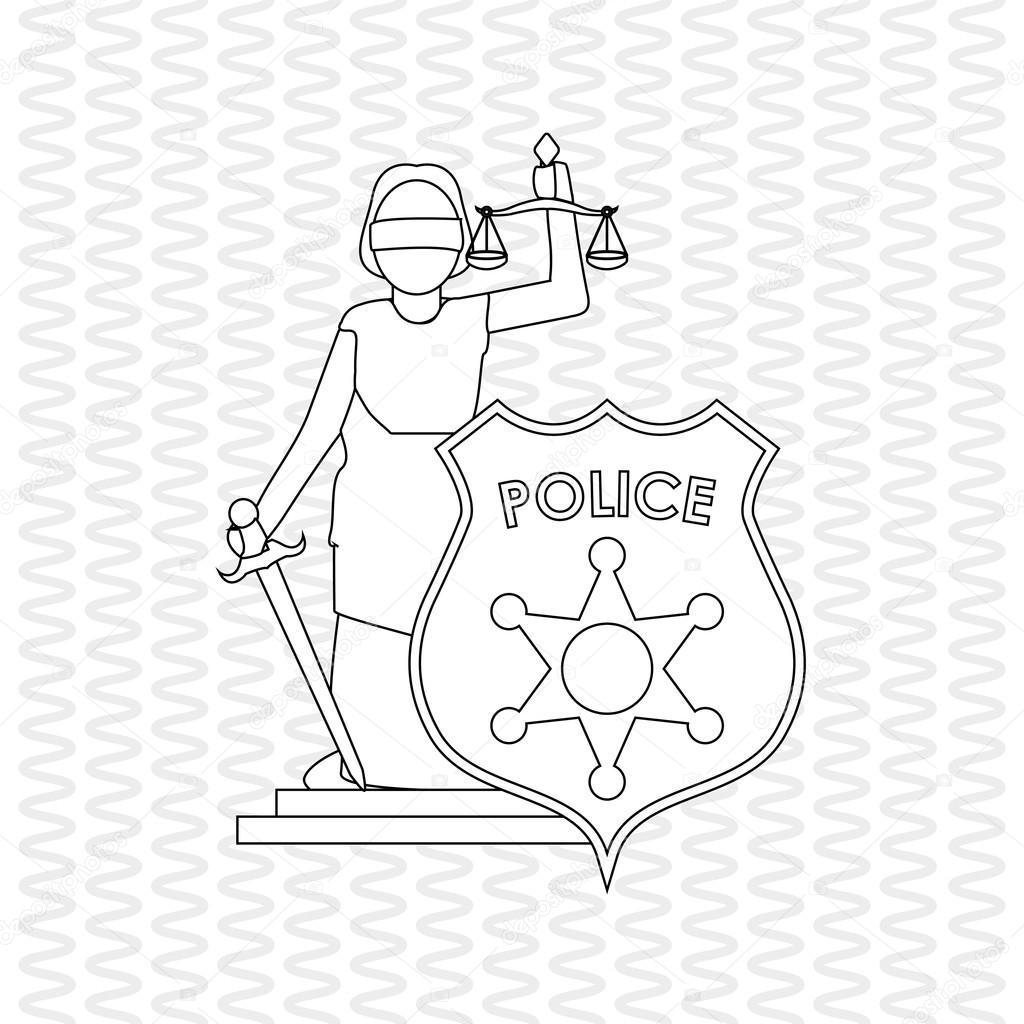 Dibujos Para Colorear De Libertad Y Justicia Regístrate