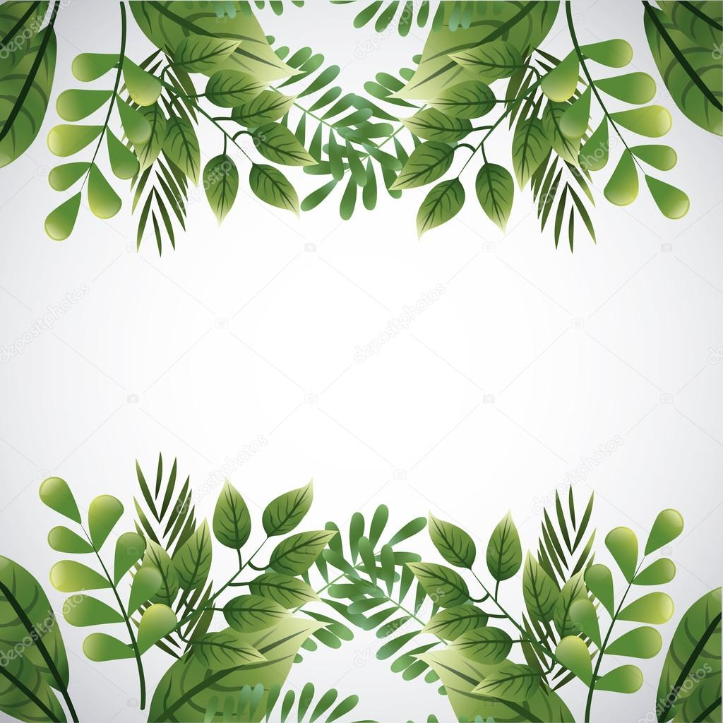 Tropical Leaves Design Leaf Icon Natural Concept Vector Illustration Stock Vector C Jemastock 108335614 Download 26,559 tropical free vectors. https depositphotos com 108335614 stock illustration tropical leaves design leaf icon html