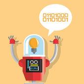 Konstrukce robota. Návrh technologie. Barevné ilustrace