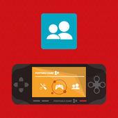 Nošení technologie a design. ikona bezdrátového. Plochý ilustrace