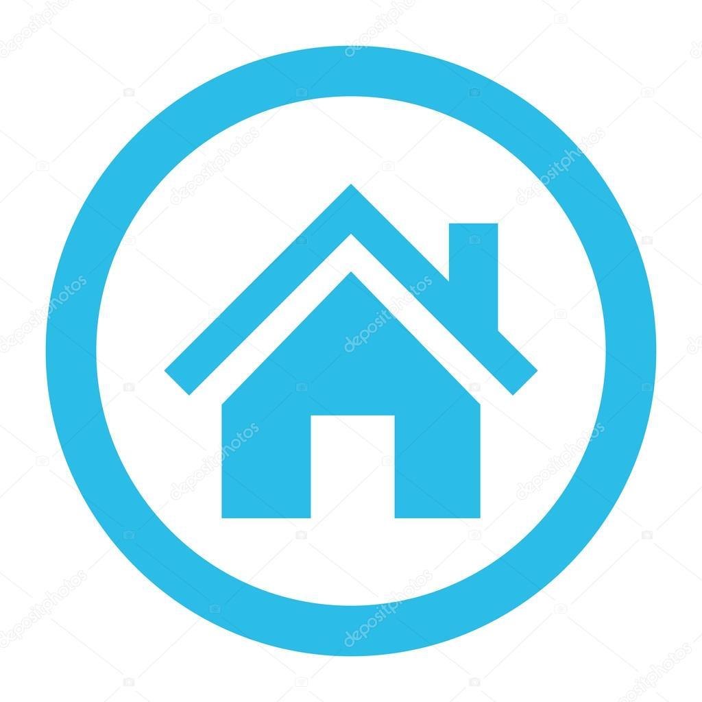 ic u00f4ne de pictogramme maison  u2014 image vectorielle jemastock