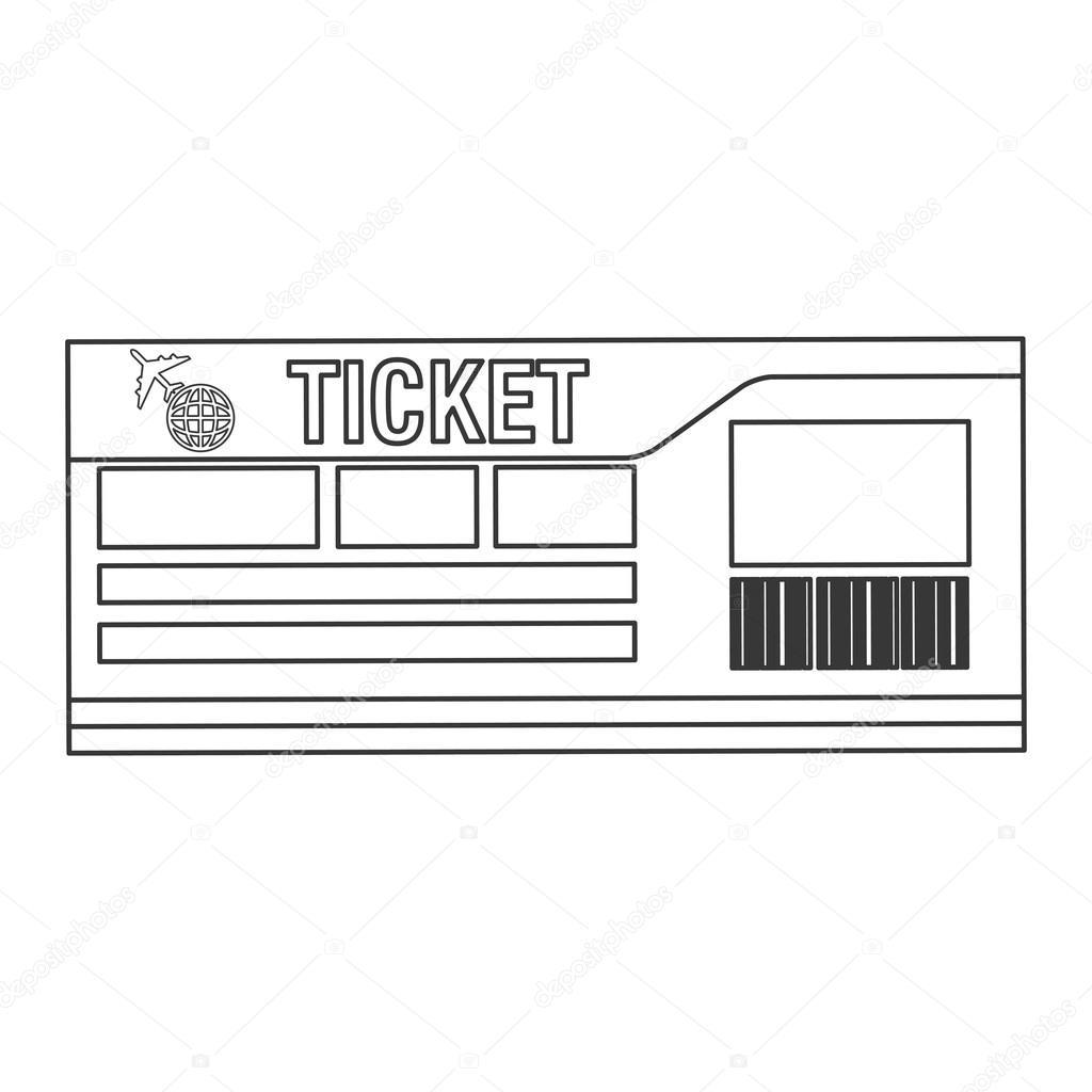 Charmant Flugzeug Ticket Vorlage Fotos - Bilder für das Lebenslauf ...