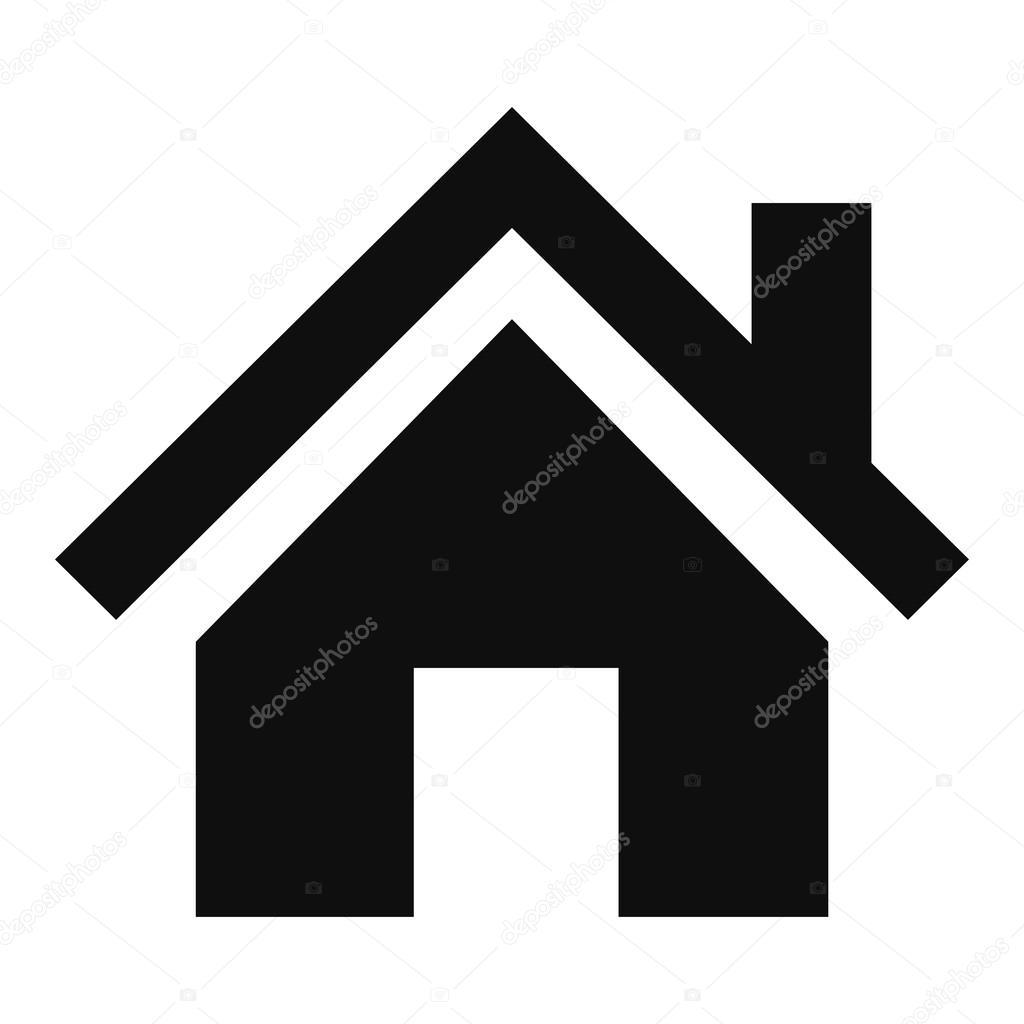 Haus-Piktogramm Symbol — Stockvektor © jemastock #116703766