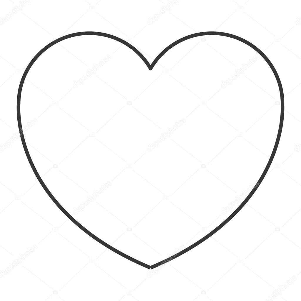 Ic ne de dessin anim coeur image vectorielle jemastock 118301824 - Dessins coeurs ...