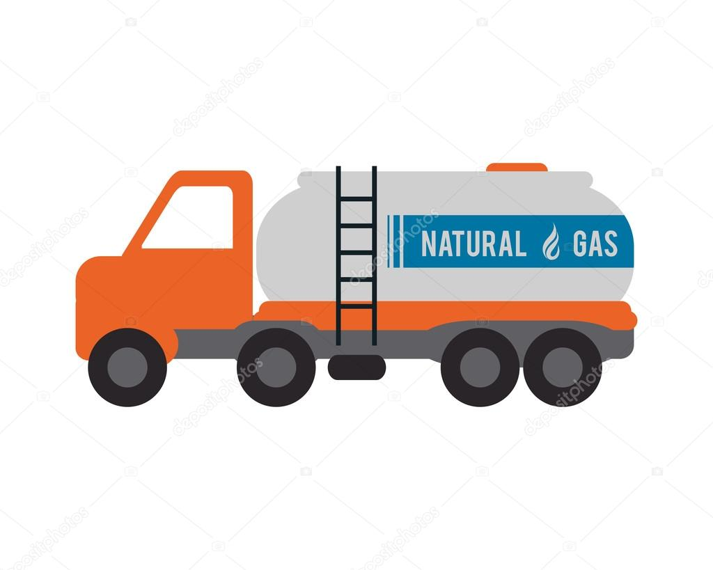Cng Natural Gas Truck