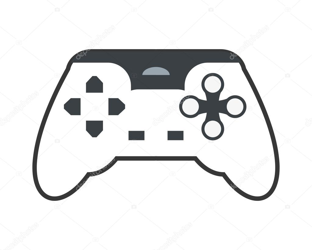 game controller icon � stock vector 169 jemastock 119359282