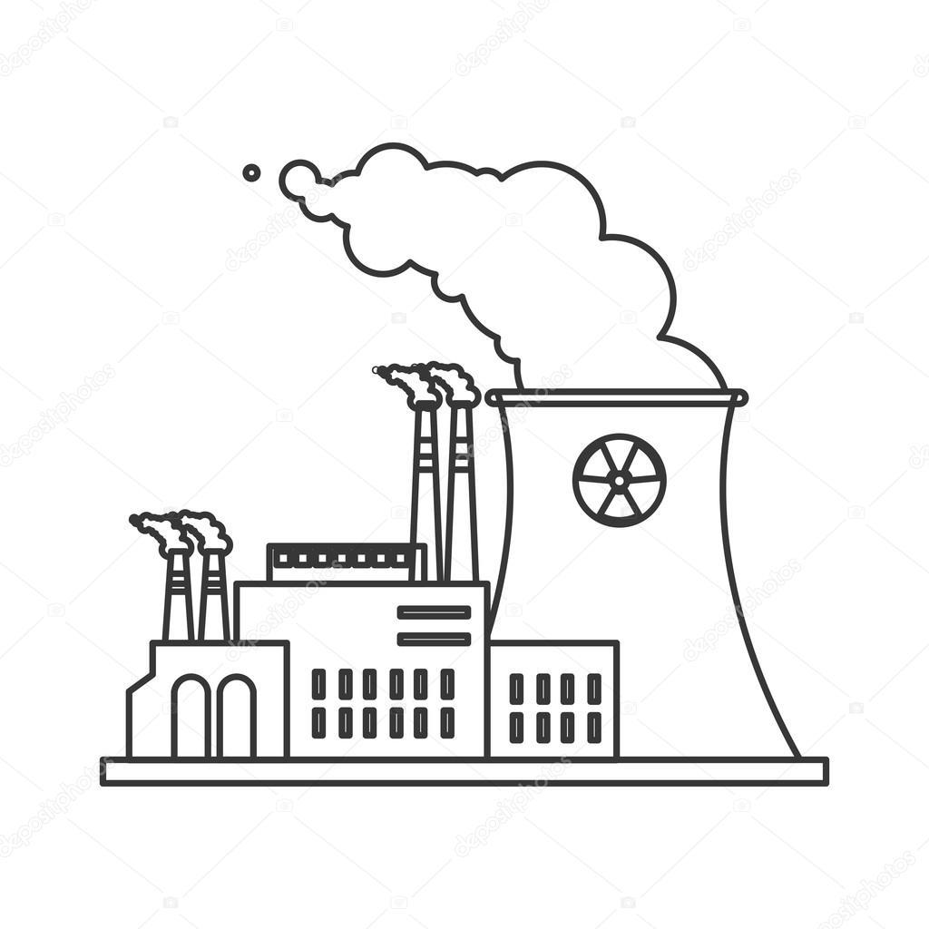 поступил атомная электростанция картинки раскраски настолько удивителен