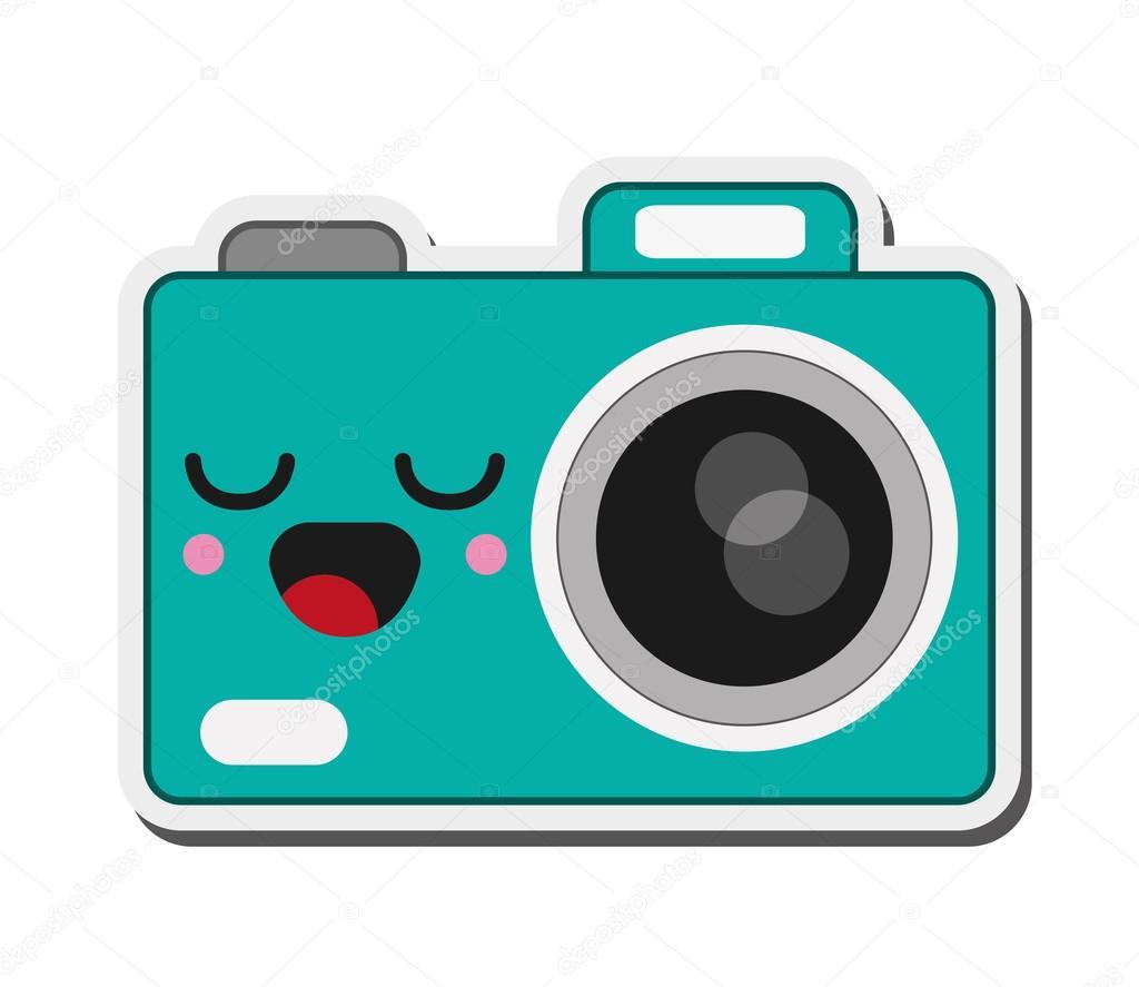 icono de c u00e1mara fotogr u00e1fica de kawaii archivo im u00e1genes clip art camera free clipart camera film