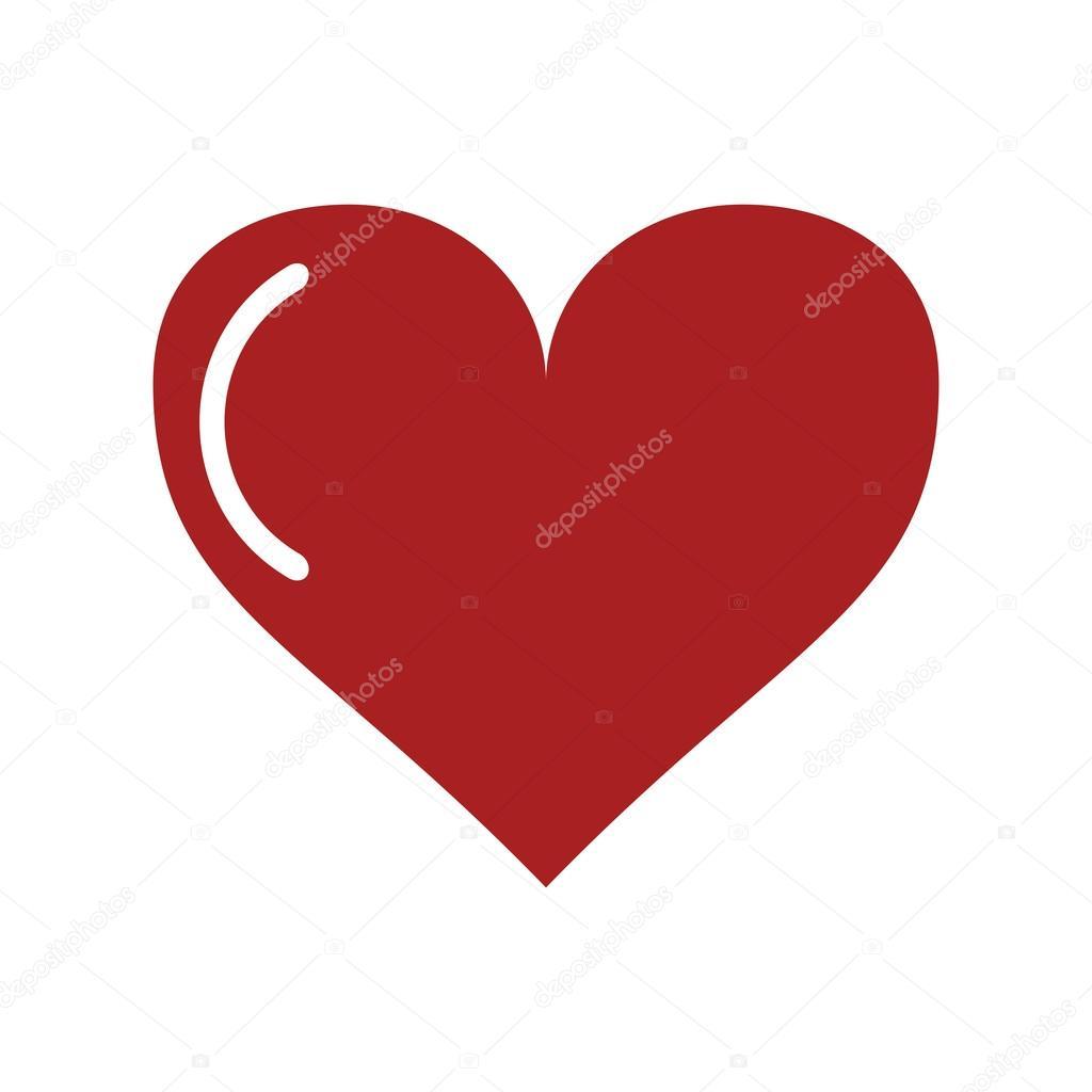 Srdce Kreslene Ikony Stock Vektor C Jemastock 120844786