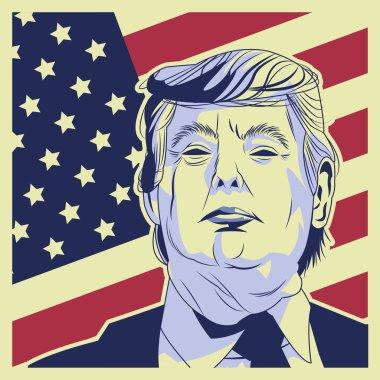 USA presidential election donald trump