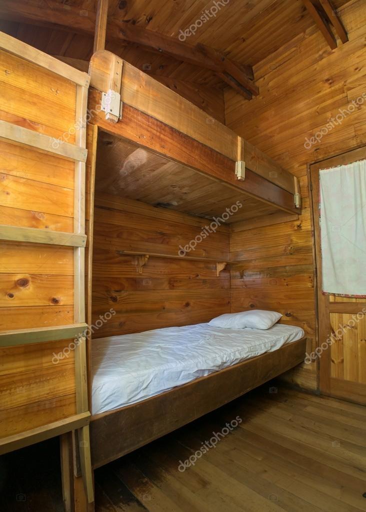 Bed En Bank Ineen.Bank Bed In Een Zwitserse Hut Stockfoto C Iferol 100021266