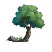 strom pro Kreslené, samostatný