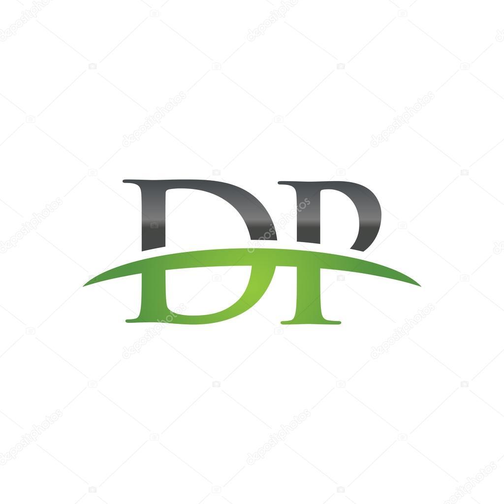 initial letter dp green swoosh logo swoosh logo stock Vector Swoosh Blue Vector Swoosh Free Clip Art