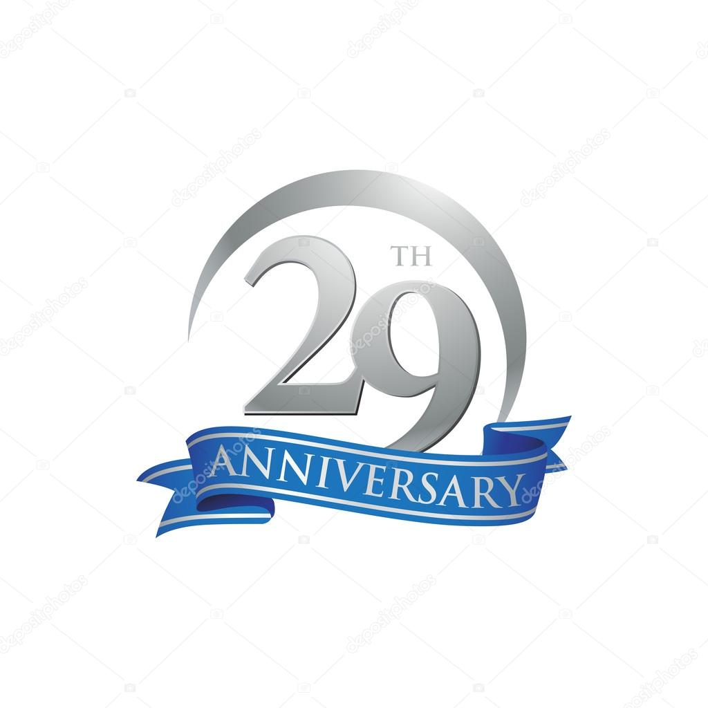 29th Anniversary Symbol