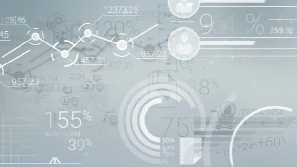 Világos üzleti háttér absztrakt elemeket infographics