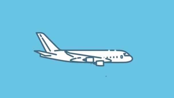 Ikona linky Airbus A380 na kanálu Alpha