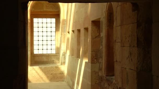Palazzo interno di Ishak Pasha