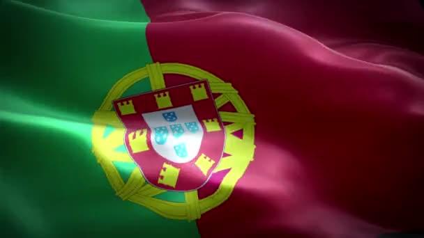 portugál nemzeti zászló