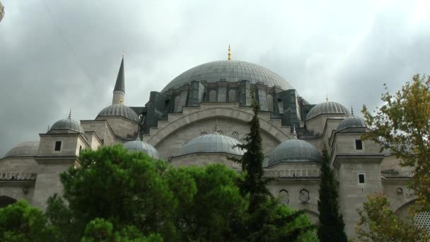 Suleymaniye Mosque in Istanbu