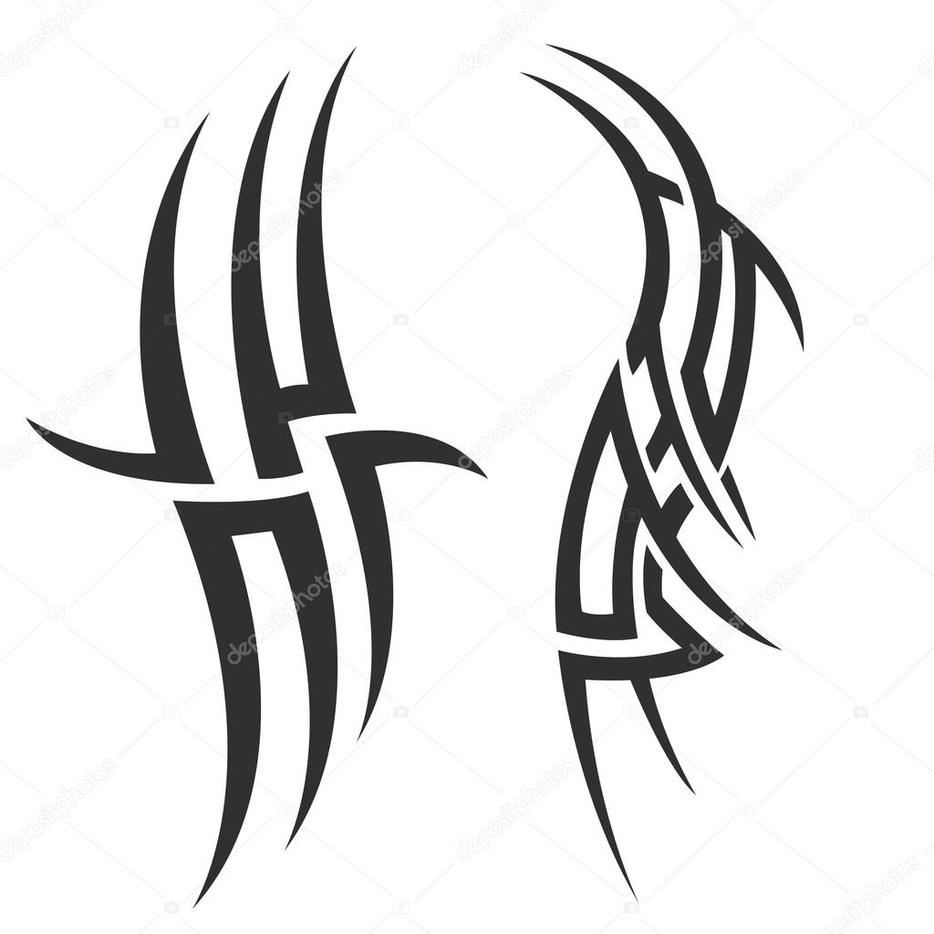 Plemienny Tatuaz Tatuaz Meski Tatuaz Dla Kobiet Grafika