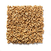 Pellets  wood shavings