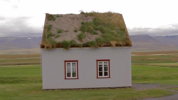 a hagyományos Izlandi ház