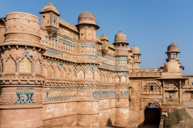 Gwalior Fort in central India