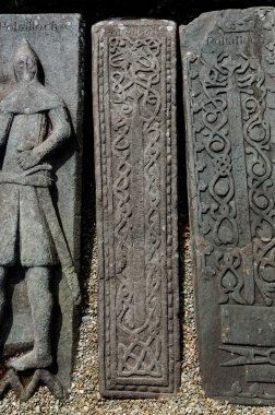 The Poltalloch Stones in Kilmarti