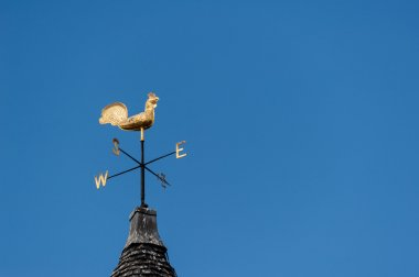 Decorative weather vane