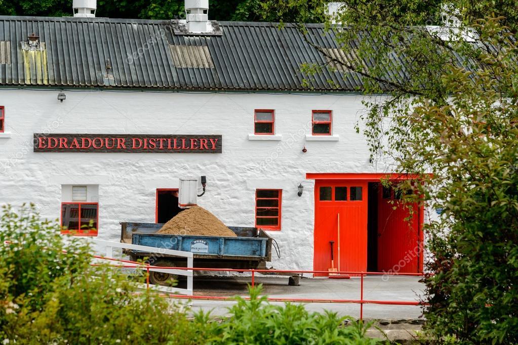 edradour distillery edition