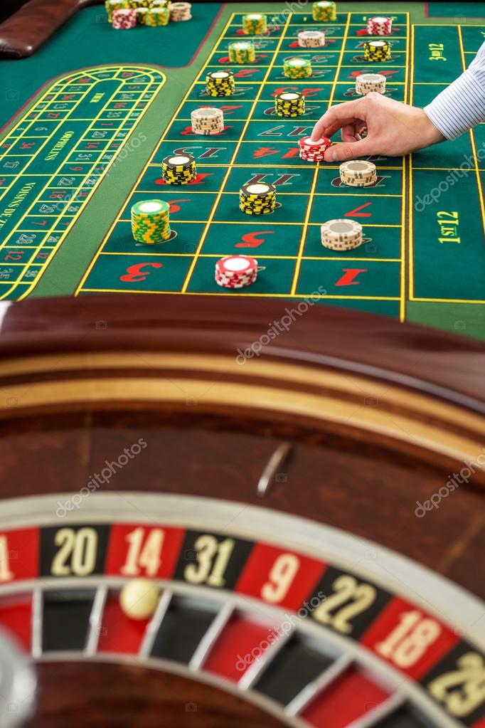 Roulette tavolo da gioco