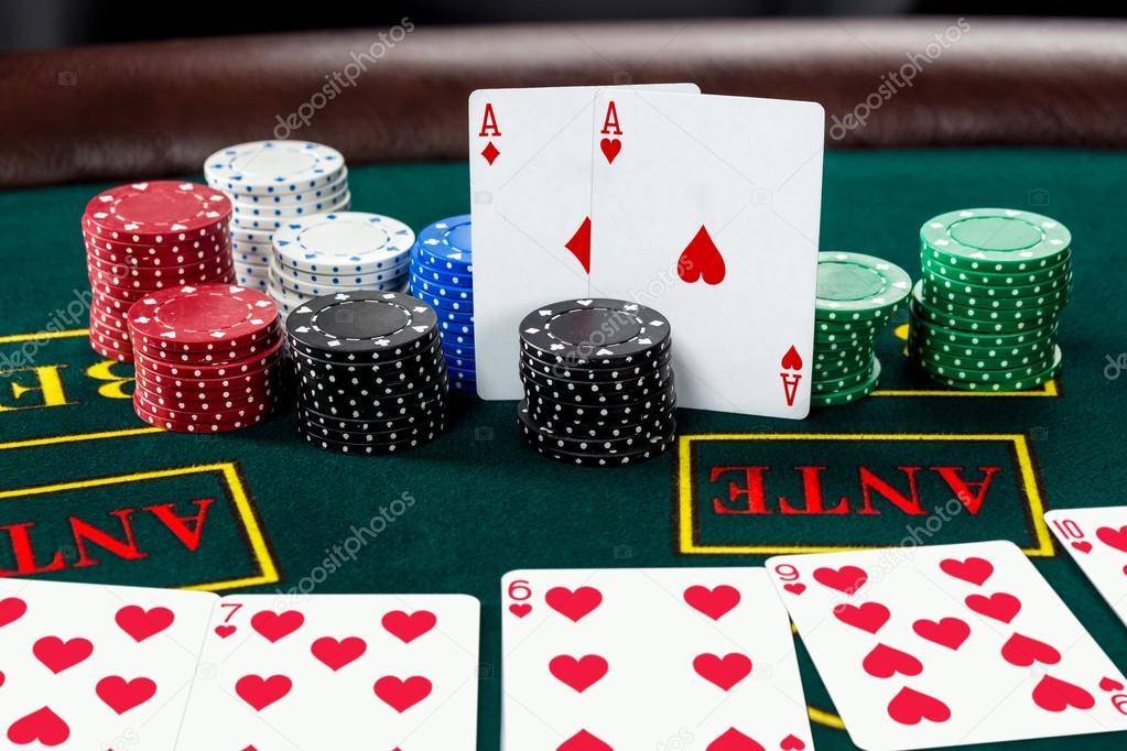 карты играть фишки