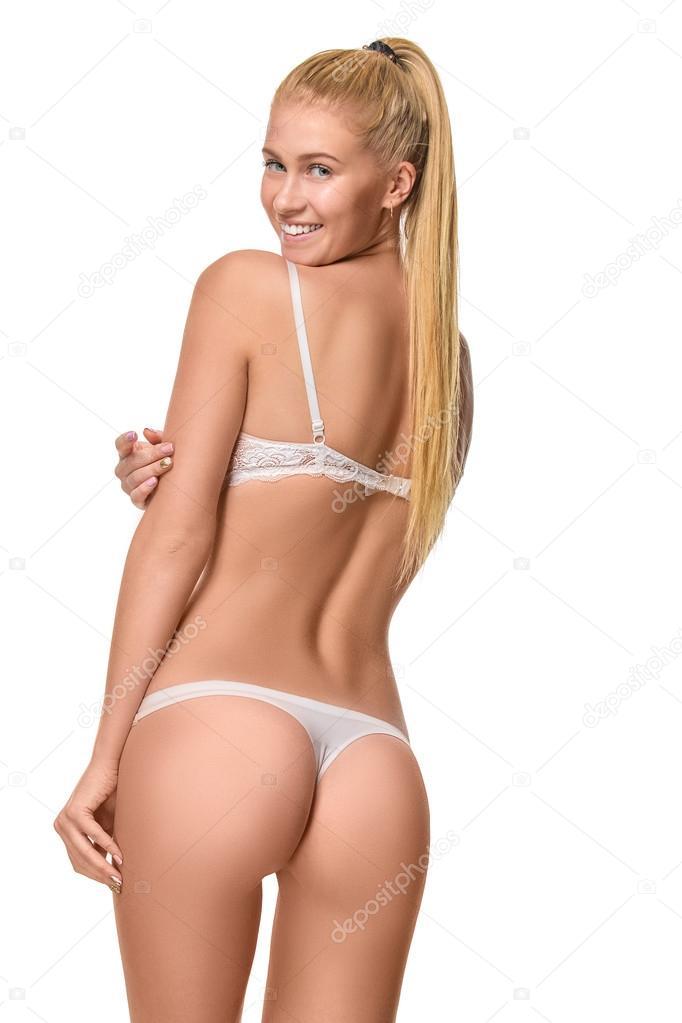 White lingerie photos Girls wearing