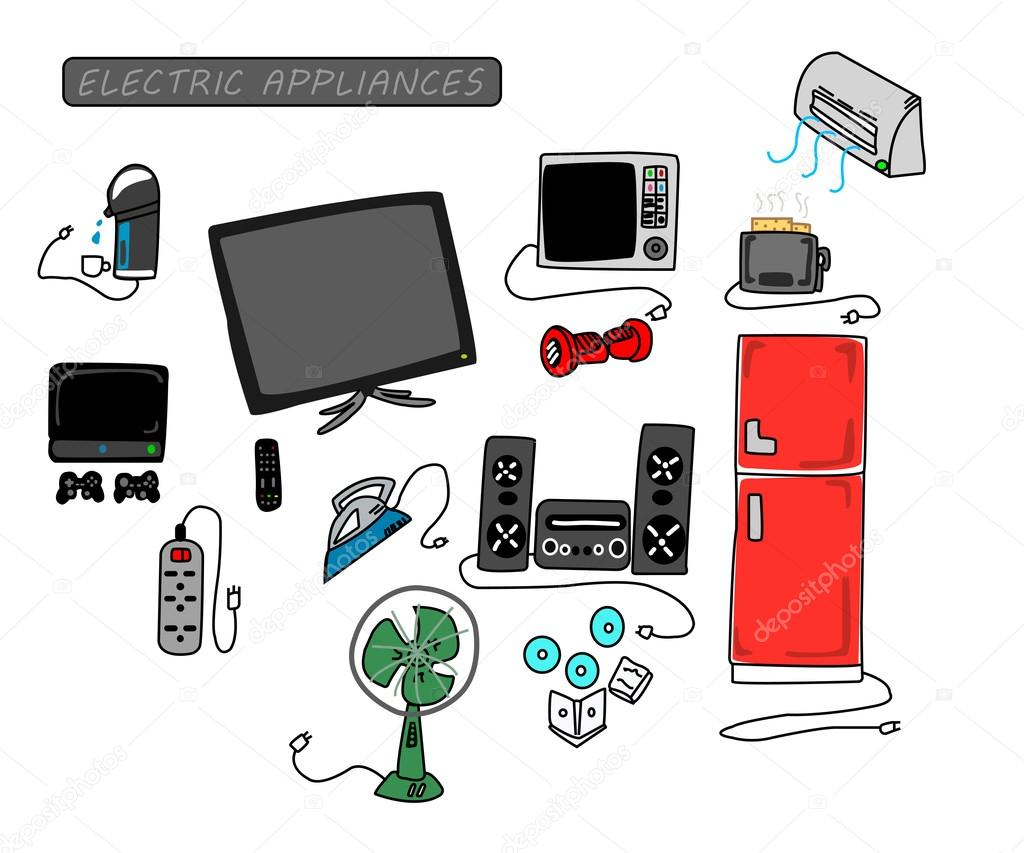 Imágenes: Aparatos Electricos