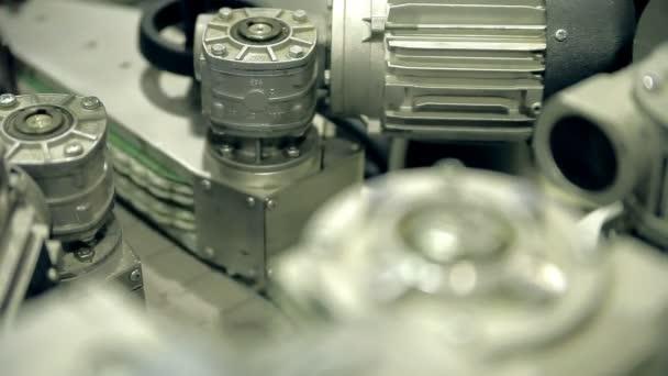 Dopravník výrobní lince mýdlo produktů
