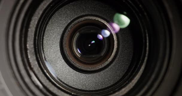 Objektiv fotoaparátu změní ohniskovou vzdálenost