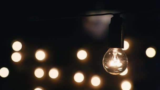 Girlandy světel